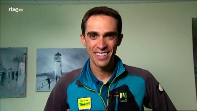 """Alberto Contador: """"¡Seguid Río en RTVE!"""""""