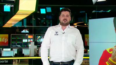 Vive Río en RTVE con David Cal