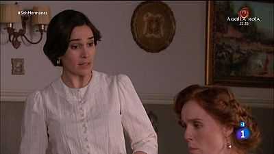 La relaci�n entre hermanas se rompe: Adela descubre a Paca
