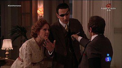 �Ricardo amenaza a Luis y a Francisca con dispararles!