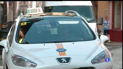 Una part dels taxistes no volen horaris a l'estiu