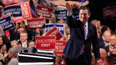 La Convención de Cleveland se rebela contra Ted Cruz por su desplante a Trump