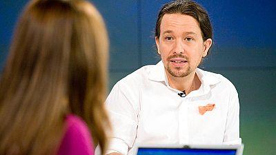 """Iglesias trasladar� al rey que ve """"pr�cticamente imposible"""" un gobierno alternativo al del PP"""
