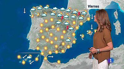 El tiempo en la Comunidad Valenciana - 21/07/16 - ver ahora