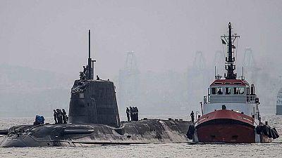 El gobierno pide explicaciones a Reino Unido tras chocar un submarino nuclear contra un mercante en Gibraltar