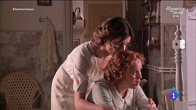 Blanca ofrece su casa a Francisca y a Luis