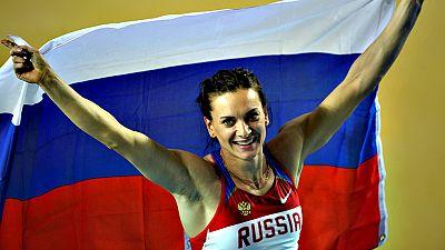 La atleta rusa Elena Isibayeva, que estaba entre los 68 atletas que apelaron la decisión de la IAAF al Tribual de Arbitraje Deportivo (TAS), ha sido de las primeras en reaccionar a la ratificación por parte del TAS de la exclusión de los atletas de s