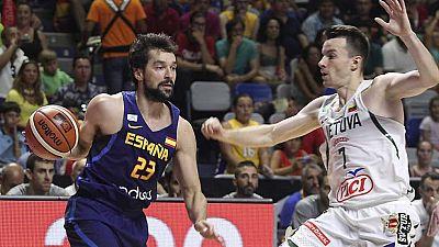 Baloncesto - Ruta Ñ masculina: España-Lituania - ver ahora