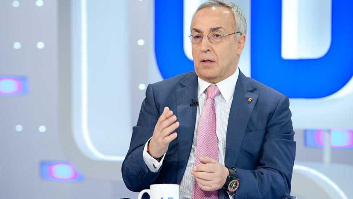 Los desayunos de TVE - Alejandro Blanco, presidente del C.O.E. (Comit� Ol�mpico Espa�ol) - ver ahora