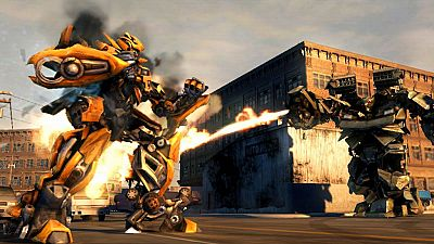 'Transformers. La venganza de los ca�dos', esta noche a las 22:05 en La 1