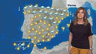 El tiempo en Canarias - 22/07/2016
