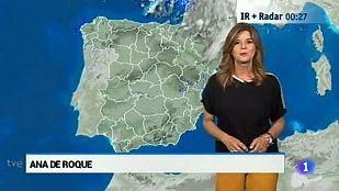 El Tiempo en Extremadura - 22/07/2016