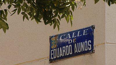 27 calles de Madrid podrían cambiar de nombre en aplicación de la Ley de Memoria Histórica