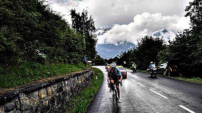 Este sábado se disputa la vigésima etapa entre Megève y Morzine, de 146,5 kilómetros.