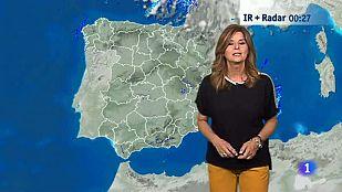 El tiempo en Andalucía - 22/07/2016