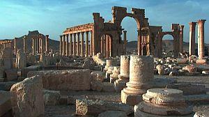 Patrimonio de la Humanidad: Sitio de Palmira (Siria)
