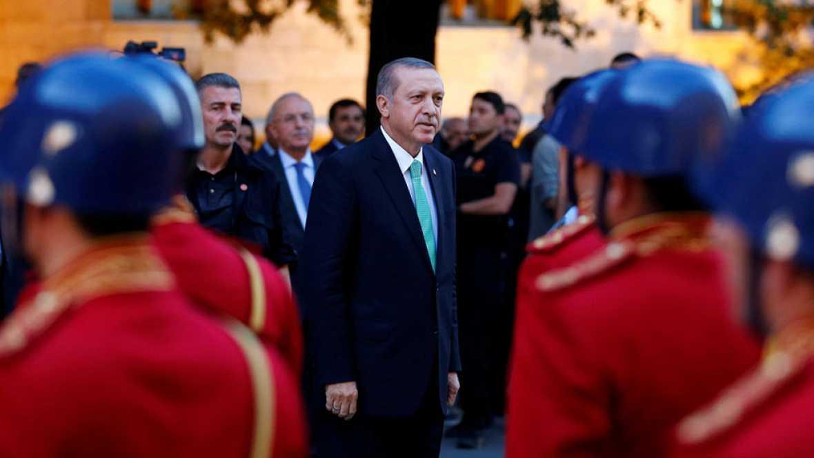"""Erdogan: """"Europa trata a Turqu�a con prejuicios"""""""