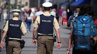 Hasta 2.300 agentes desplegados en las calles de Munich