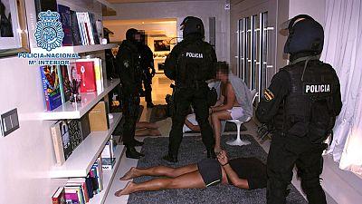 Detienen a un multimillonario y ex militar polaco en Ibiza por presunto tr�fico de armas