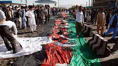 Atentado suicida en Kabul provoca más de 80 muertos y 200 heridos