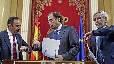 Informe Semanal - Legislatura XII: Alta presi�n pol�tica - ver ahora