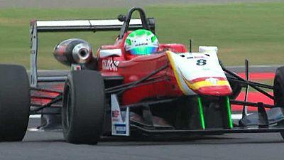 Automovilismo - Eurof�rmula Open 1� carrera (Silverstone) - ver ahora