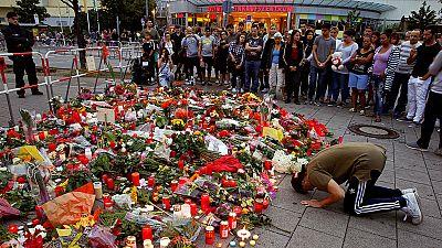 Alemania estudiará si endurece la legislación sobre las armas tras el tiroteo de Múnich