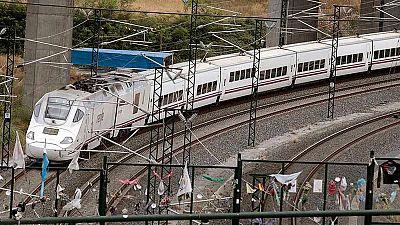 Tres años del accidente del Alvia en Santiago en el que murieron 80 personas