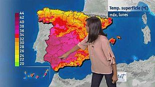 El tiempo en Canarias - 24/07/2016