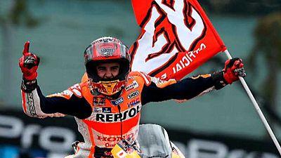 Motociclismo - Reportaje Marc M�rquez - ver ahora