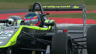 Automovilismo - Eurof�rmula Open 2� carrera (Silverstone) - ver ahora
