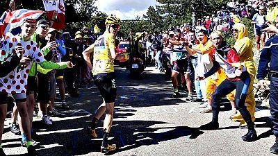 La 103� edici�n del Tour de Francia ser� recordada por el protagonismo de Chris Froome y su equipo, el Sky. Desde su solvencia en la contrarreloj a su fortaleza en la monta�a, tanto subiendo como bajando. Sin olvidar su carrera a pie en el Mont Vento