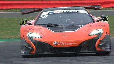 Automovilismo - Internacional GT Open 2� carrera (Silverstone) - ver ahora