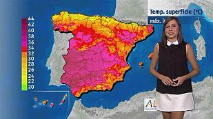 El tiempo en Canarias - 25/07/2016