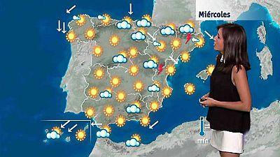 El tiempo en la Comunidad Valenciana - 25/07/16 - ver ahora