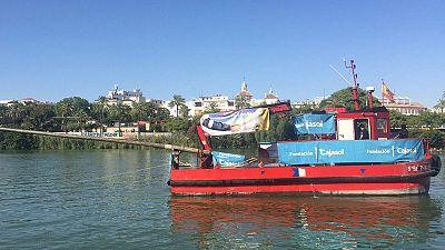 Sevilla celebra la 'Vel� de Santa Ana'