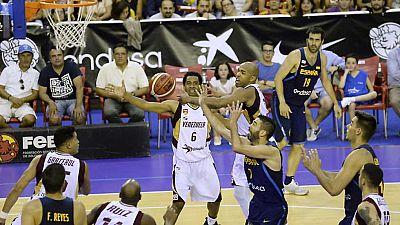 Baloncesto - Ruta Ñ masculina: España-Venezuela - ver ahora