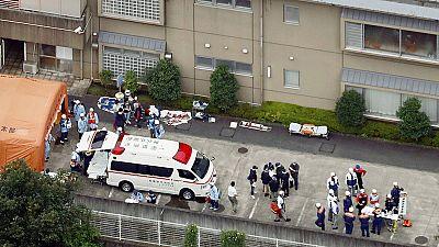 Un hombre mata a 19 personas y hiere a 25 en una residencia de discapacitados en Japón