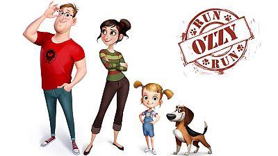 Primer tráiler de la película española de animación 'OZZY'