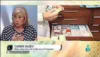 A punto con La 2 - Consumo - Entrevista a Carmen Valdés sobre los tratamientos médicos