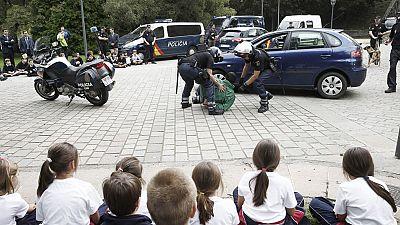 Los niños quieren ser policías, profesores o youtubers, pero de ningún modo políticos