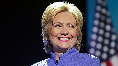 Hillary Clinton hace historia y ya es oficialmente la candidata demócrata
