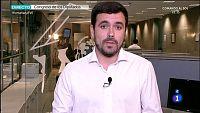 """Garz�n (Unidos Podemos): """"Hay mucho cinismo encima de la mesa"""""""
