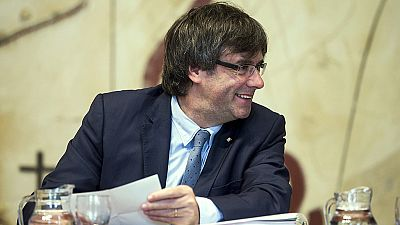 Puigdemont se someterá a la cuestión de confianza el 28 de septiembre