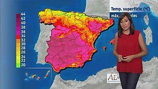 El tiempo en Canarias - 27/07/2016