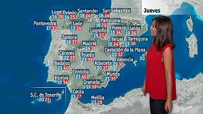 El tiempo en la Comunidad Valenciana - 27/07/16 - ver ahora