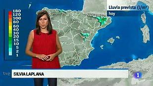 El Tiempo en Extremadura - 27/07/2016