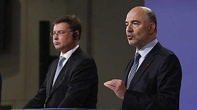 Bruselas no sancionará a España por incumplimiento del objetivo de déficit