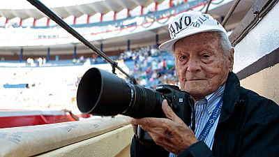 Muere Francisco Cano, 'Canito', el fotógrafo de las estrellas taurinas y cinematográficas