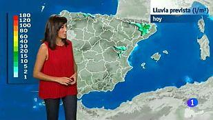 El tiempo en Aragón - 27/06/2016